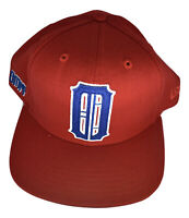 Omit Mens Red & Blue Snapback Hat Cap New