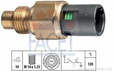 FACET Interruptor de temperatura, testigo líquido refrigerante RENAULT 7.4048