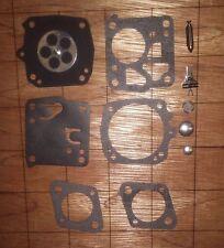 STIHL 041 AV Tillotson CARB REBUILD KIT COMPLETE NEW Carburetor Repair US Seller