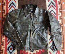 RRL Double RL Ralph Lauren OwensLeather Jacket