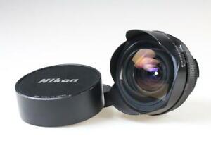 NIKON Nikkor-QD C Auto 15mm f/5,6 - SNr: 321407