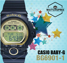 Casio Baby-G Big Face Ladies Watch BG6901-1D