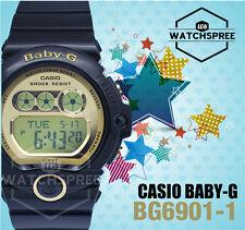 Casio Baby-G Big Face Ladies Watch BG6901-1D AU FAST & FREE*