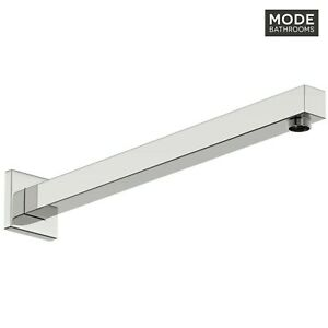 [27% OFF] Mode Square wall shower arm 400mm
