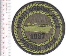 US Army Vietnam 1097 Transportation Company LCM 8 Mekong Delta Riverine Unit acu