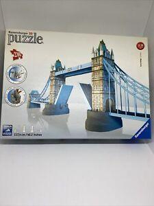 Ravensburger Tower Bridge of London 3D Puzzle - 216 Pieces - STUNNING CONDITION!