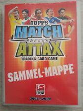 5 Karten zum Aussuchen - Toops Match Attax - Trading Card Game - 08/09 Bundeslig
