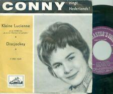 "CONNY FROBOESS - KLEINE LUCIENNE ( NEDERLANDS GEZONGEN) HMV 1049) 7""PS 1961"