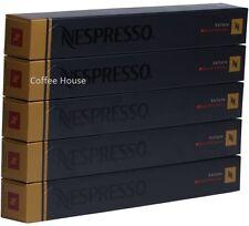 50 New original Nespresso Volluto Decaf Lungo flavour coffee Capsules Pods UK
