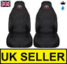 TOYOTA HILUX PREMIUM CAR SEAT COVERS PROTECTORS / 100% WATERPROOF / BLACK