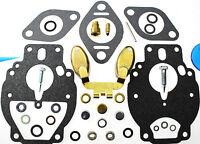 Carburetor Kit Float fits International IHC 1544 tractor C200 13384 12944   Q87