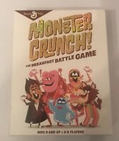 Monster Crunch The Breakfast Battle Game General Mills Cereal Pop Ad Icons