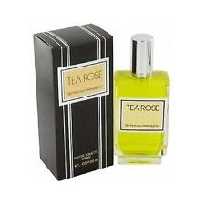 Tea Rose by Perfumers Workshop 4.0 oz EDT Perfume for Women New In Box