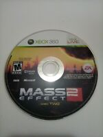 Mass Effect 2 (Disc 2) Microsoft Xbox 360 Game Disc Only