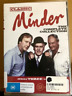 Classic Minder - Series Season Three 3 to Five 5 - DVD - FREE POST