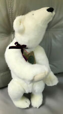 Boyds' (Artisan Series) Polar Bear 16 inch jointed *Never Used* Pristine
