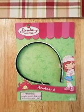 Strawberry Shortcake Headband for Girls over the age of 3 years old