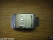 20mm Genuine ORIS TT1 Williams F1 s/s Buckle(07 30 20 41)fits 42501 rubber band