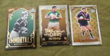 #D363. 2008 RUGBY LEAGUE  IMMORTALS  CARD - IM2  MANLY BOB FULTON, etc CORNERED