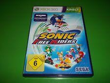 Sega Renn-PC - & Videospiele mit Gebrauchsanleitung