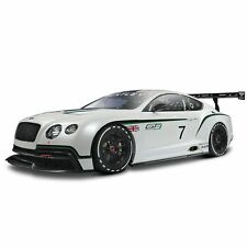 Bburago 1:24 Bentley Continental Gt3 Diecast Model Sports Racing Car Vehicle Toy