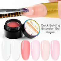 New 8ML RBAN NAIL Poly Nail Quick Extension UV Gel Acrylic Builder Manicure Tips