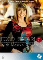 Food Safari : Series 2 (DVD, 2008, 2-Disc Set) - Region Free