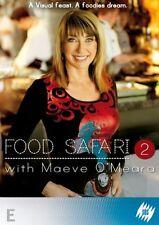 Food Safari 2 with Maeve O'Meara SBS 2-Disc Set SBS ALL Region  VGC