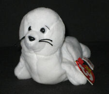 TY SEAMORE the SEAL BEANIE BABY - MINT with MINT TAGS