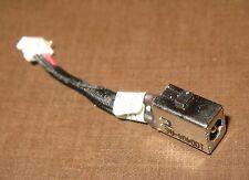 HP Mini 110-1134TU 110-1135CA 110-1135NR 110-1033CA DC POWER JACK PORT w/ CABLE