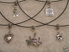 ZTA Zeta Tau Alpha Charm Necklaces, Pick your favorite!