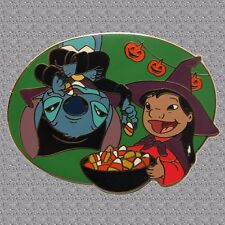 Halloween Party Lilo & Stitch Pin - Disney Auctions Pin LE 100