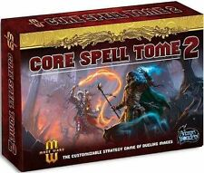 Arcane Wonders: Mage Wars Board Game - Core Spell Tome 2 (New)