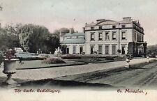 More details for the castle castleblayney co. monaghan ireland lawrence irish postcard