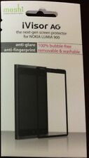 SCREEN PROTECTOR FOR NOKIA LUMIA 900 ( Moshi - iVisor AG ) REMOVABLE/WASHABLE
