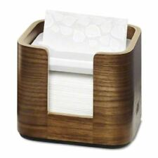 Seeking Elegant Touch?  Tork 75900 Walnut Wood Beverage Napkin Holder (4/cs)