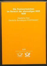 DDR Jahrbuch 1990 postfrisch kompl..............................................