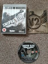 Sniper Elite V2 (Sony PlayStation 3, PS3)