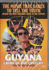 GUYANA CULT OF THE DAMNED - NEW & SEALED DVD - FREE LOCAL POST