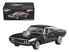 "1970 DODGE CHARGER ELITE ""THE FAST & FURIOUS MOVIE 2001 1/43 BY HOTWHEELS BLY27"