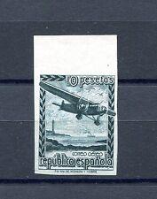 1939.ESPAÑA.EDIFIL NE38S**.NUEVO SIN DENTAR Y SIN FIJASELLOS(MNH).CAT 97 €