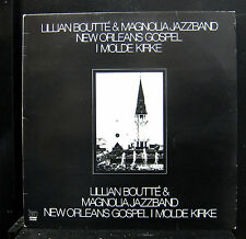 Lillian Boutte Magnolia Jazzband New Orleans Gospel I Molde Kirke Mint- Norway