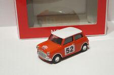 Norev Minijet Classic Mini Cooper #52 Monte Carlo 1952. Brand new. 3 inches