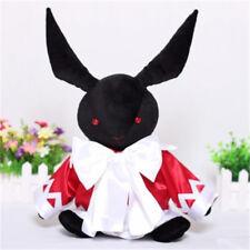Pandora Hearts Alice B-Rabbit Oz vessalius Black Rabbit Cosplay Prop Plush Doll