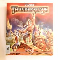 Vintage 1995 Thunderscape World of Aden Big Box Edition PC CD ROM Game RPG RARE