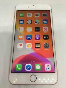 Apple iPhone 6s Plus - 16GB - Rose Gold (Unlocked) A1687 (CDMA + GSM) 002