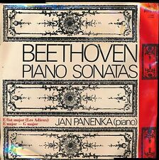 BEETHOVEN PIANO SONATAS NO 26 / 9 / 10 JAN PANENKA SUPRAPHON 1 11 0830 SEALED