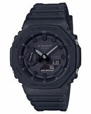 Casio G-SHOCK Black Men's Watch - GA-2100-1A1