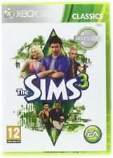 The Sims 3 - Les Sims 3 * Classics - XBOX 360 IMPORT neuf sous blister