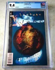 The Sandman V2 #71 DC D.C. Vertigo 1995 CGC 9.4 NM Netflix Show - Comic F0011